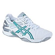 Womens ASICS GEL-Resolution 5 Clay Court Shoe