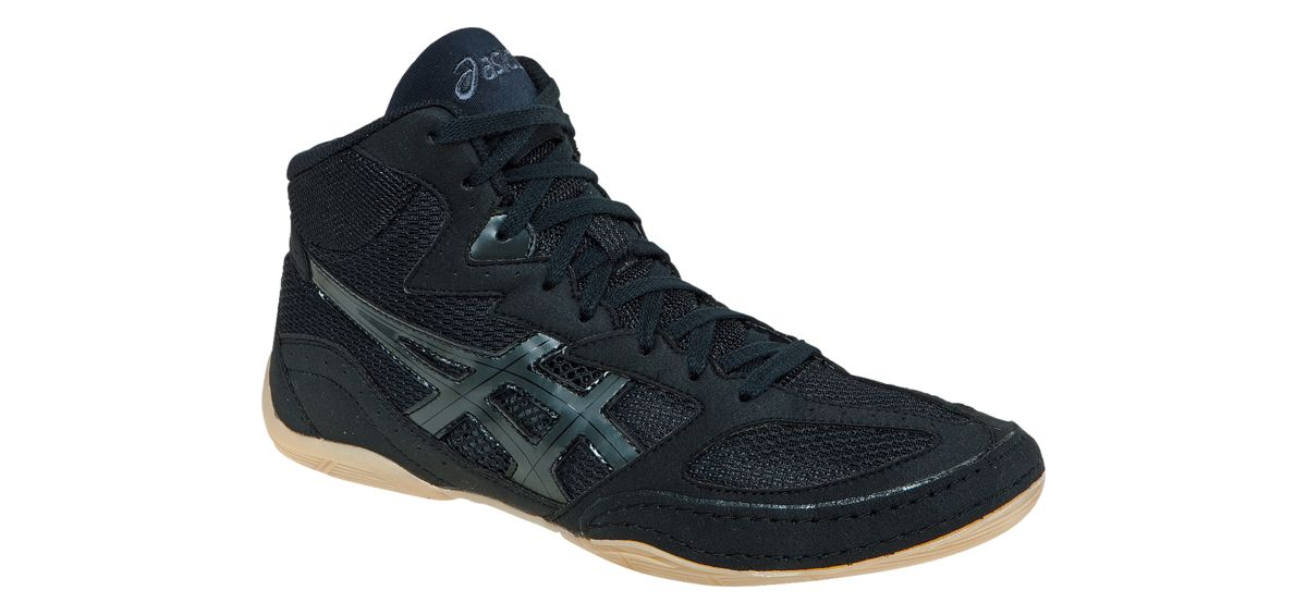 asics matflex 4 wrestling shoes review