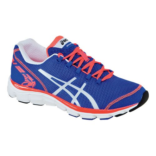 Womens ASICS GEL-Frequency 2 Walking Shoe - China Blue/White 11.5