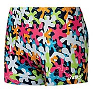 Womens ASICS I'm Reversible 2-in-1 Shorts