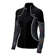 Womens ASICS Lite-Show Running Jackets