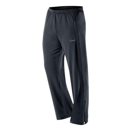 Mens ASICS Thermopolis LT Full Length Pants - Steel L