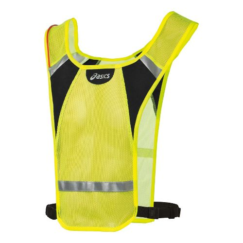 ASICS Lite-Tech Vest Safety - Neon/Black S/M