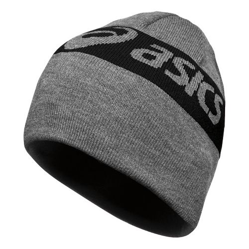 ASICS PR Thermal 2-N-1 Beanie Headwear - Black