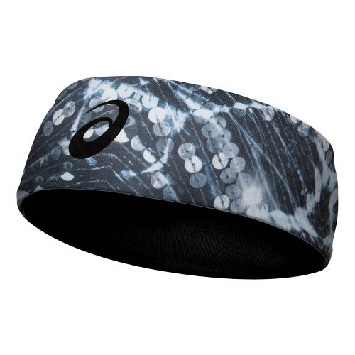 Womens ASICS PR Reversible Set Headwear - Sequin Print/Black