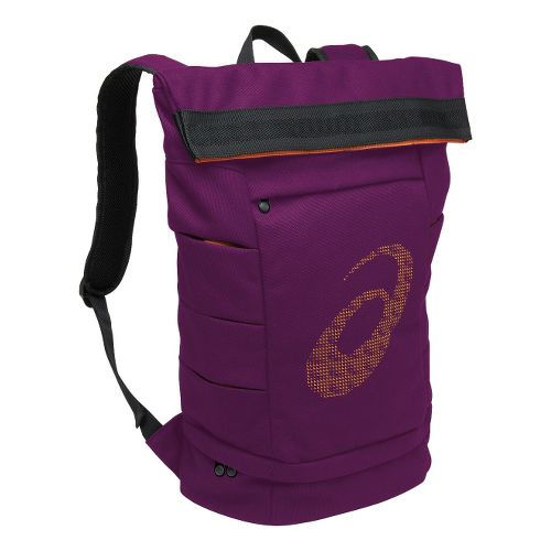 ASICS Ultimate Stash Backpack Bags - Plum