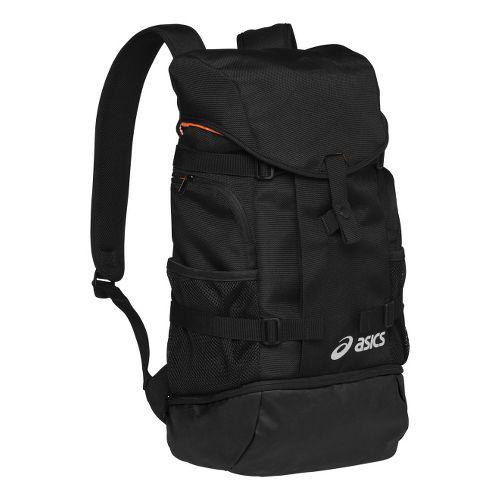 ASICS Tough Enough Backpack Bags - Black