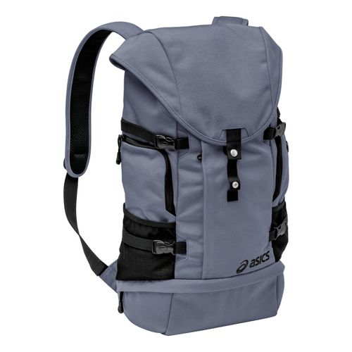 ASICS Tough Enough Backpack Bags - Slate