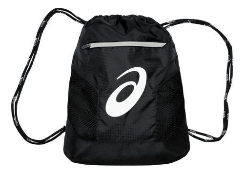 ASICS Sanction Cinch Sackpack Bags - Black