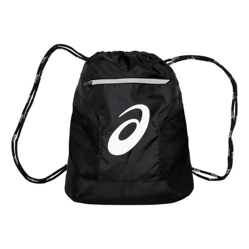 ASICS Sanction Cinch Sackpack Bags - Black