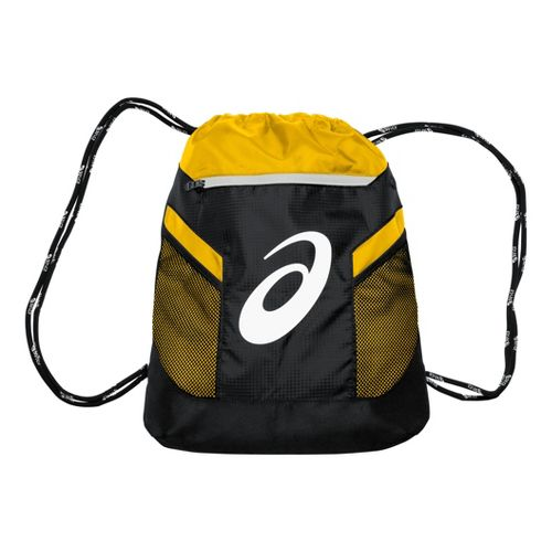 ASICS Sanction Cinch Sackpack Bags - Gold