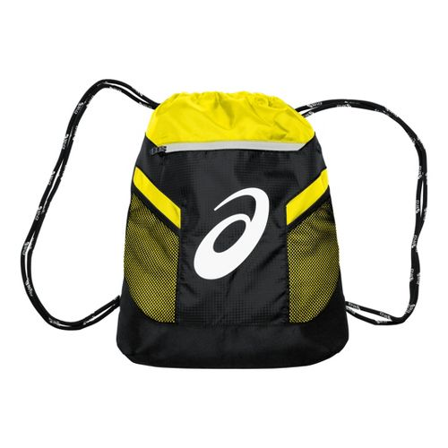 ASICS Sanction Cinch Sackpack Bags - Neon
