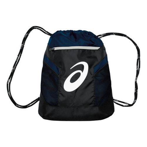 ASICS Sanction Cinch Sackpack Bags - Navy