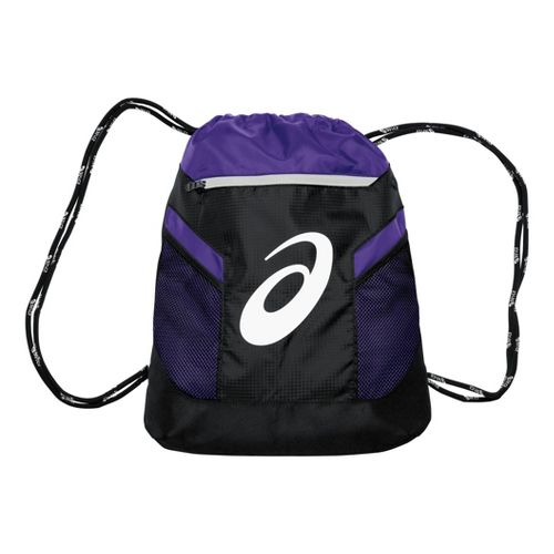 ASICS Sanction Cinch Sackpack Bags - Purple