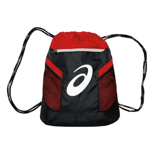 ASICS Sanction Cinch Sackpack Bags - Red