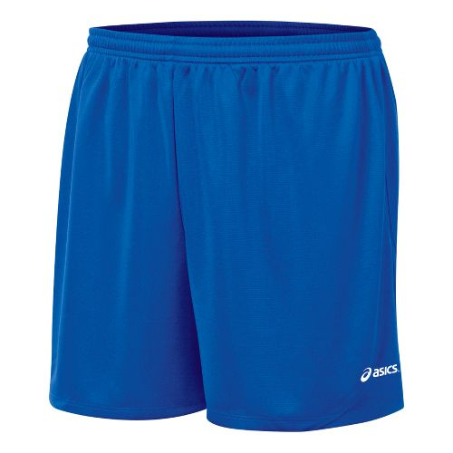 Mens ASICS Rival Lined Shorts - Royal M