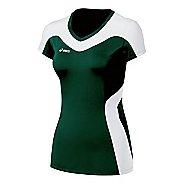 Womens ASICS Rocket Jersey Short Sleeve Technical Tops