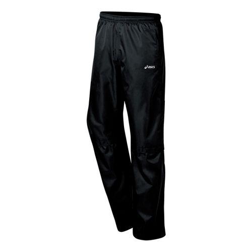 ASICS Summit Warm-Up Pants - Black XL