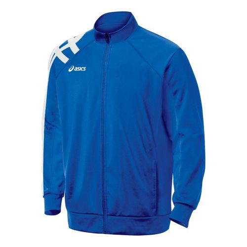 ASICS Team Tiger Running Jackets - Royal XL