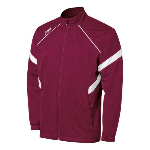 Kids ASICS�Jr. Surge Warm-Up Jacket