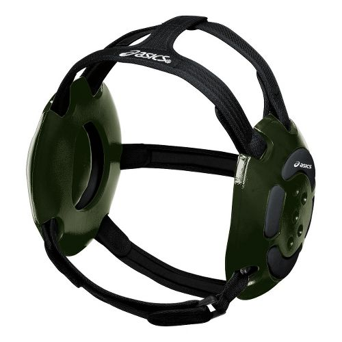 ASICS Aggressor Earguard Safety - Grenade/Black