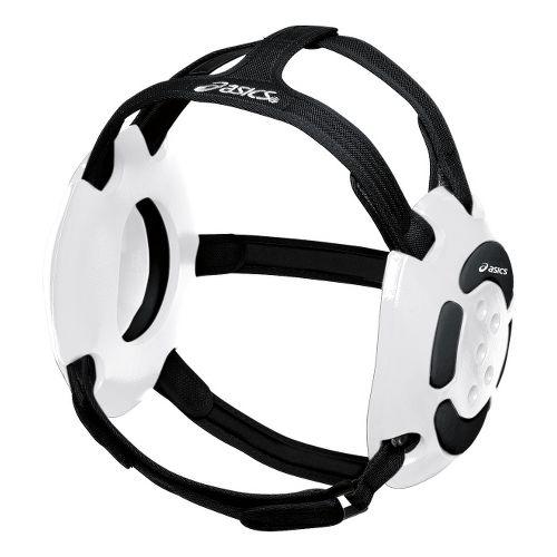 ASICS Aggressor Earguard Safety - White/Black