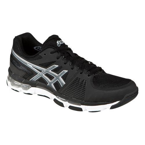 Mens ASICS GEL-Intensity 3 Cross Training Shoe - Black/Smoke 14