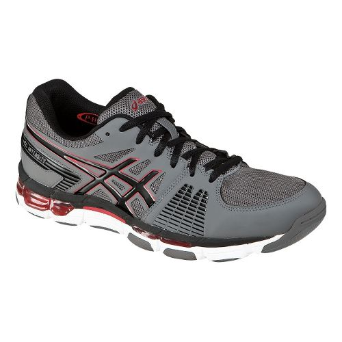 Mens ASICS GEL-Intensity 3 Cross Training Shoe - Titanium/Onyx 12