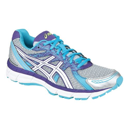 Womens ASICS GEL-Excite 2 Running Shoe - Lightning/White 11