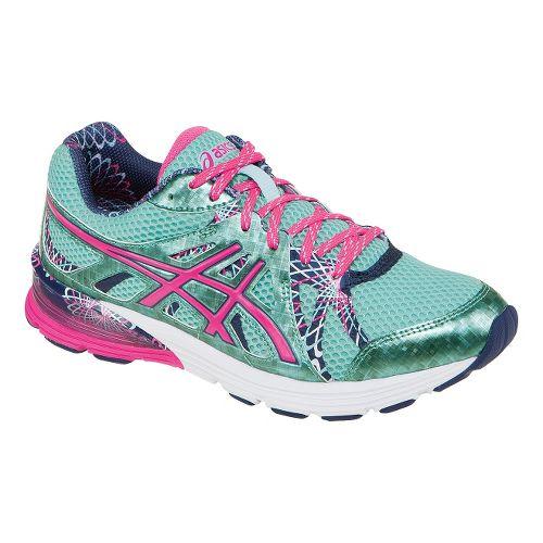 Womens ASICS GEL-Preleus Running Shoe - Ice Blue/Hot Pink 9