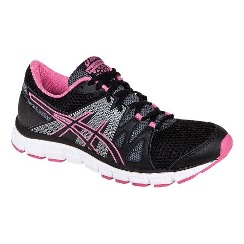 Womens ASICS GEL-Unifire TR Cross Training Shoe - Black/Rose 6.5