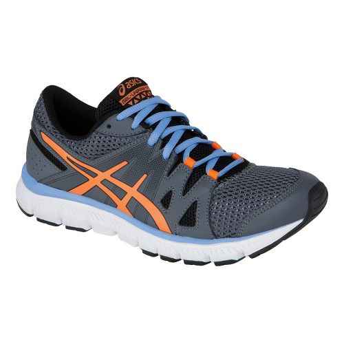 Womens ASICS GEL-Unifire TR Cross Training Shoe - Charcoal/Orange 7.5