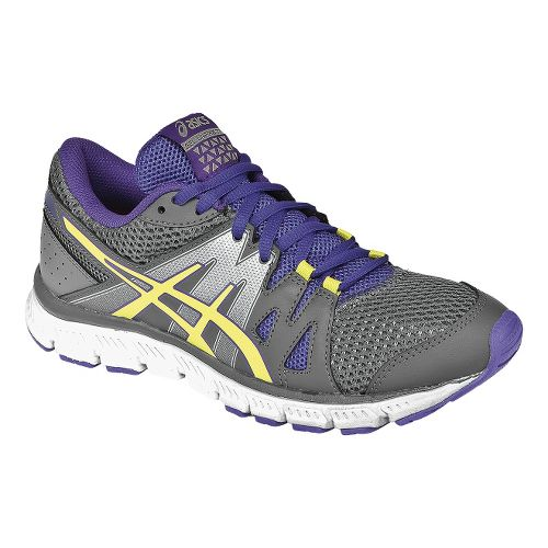 Womens ASICS GEL-Unifire TR Cross Training Shoe - Titanium/Lavender 9.5