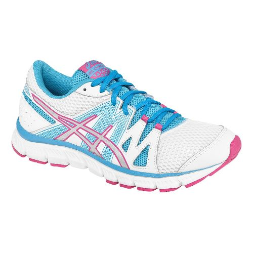 Womens ASICS GEL-Unifire TR Cross Training Shoe - White/Silver 5