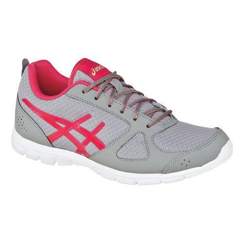 Womens ASICS GEL-Muse Fit Cross Training Shoe - Penguin/Raspberry 6.5