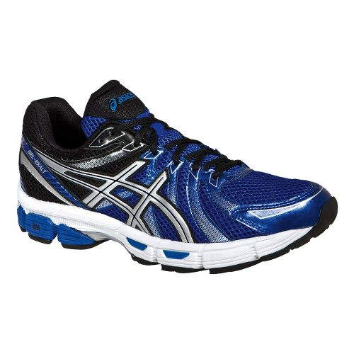 Mens ASICS GEL-Exalt Running Shoe - Royal/Lightning 15