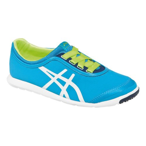 Womens ASICS Metrowalk SL Walking Shoe - Malibu/Limeade 11