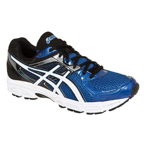 Mens ASICS GEL-Contend 2 Running Shoe - Royal/White 12