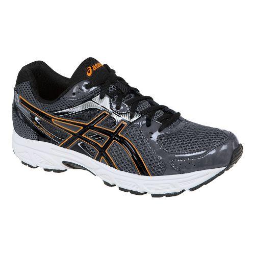 Mens ASICS GEL-Contend 2 Running Shoe - Titanium/Orange 11.5
