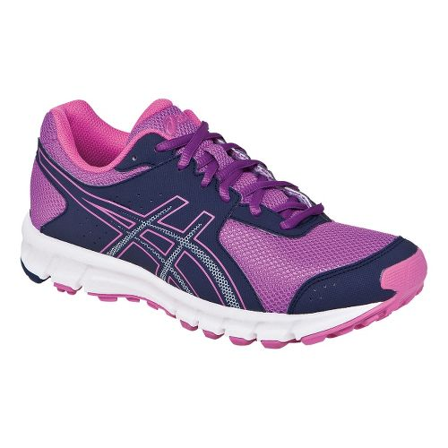 Womens ASICS Matchplay 2 Track and Field Shoe - Purple/White 7