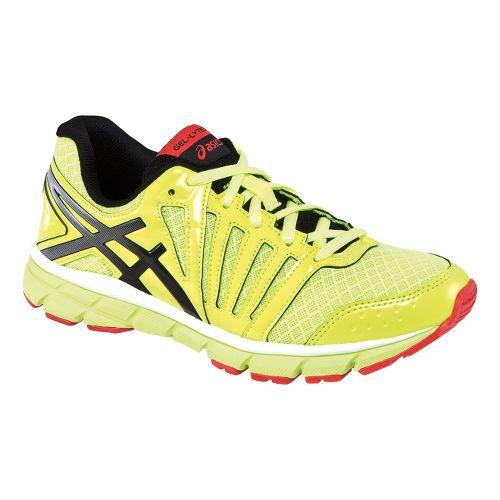 Kids ASICS GEL-Lyte33 2 GS Running Shoe - Flash Yellow/Lightning 6.5