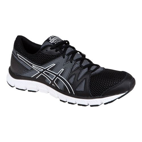 Mens ASICS GEL-Unifire TR Cross Training Shoe - Black/Black 6