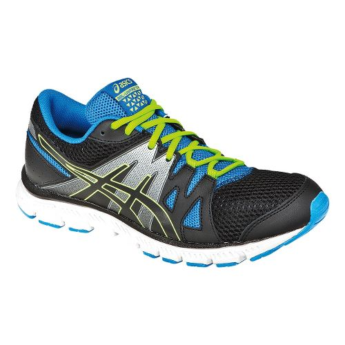 Mens ASICS GEL-Unifire TR Cross Training Shoe - Black/Lime 7.5