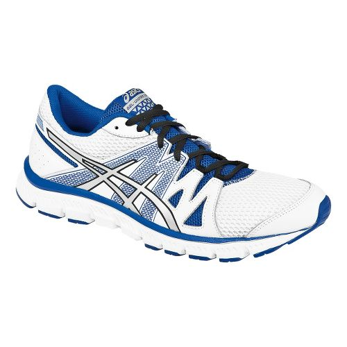 Mens ASICS GEL-Unifire TR Cross Training Shoe - White/Silver 7.5