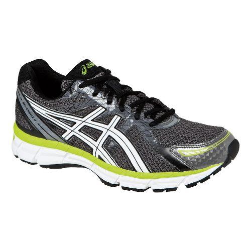 Mens ASICS GEL-Excite 2 Running Shoe - Carbon/White 10.5