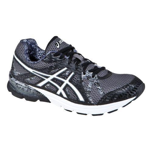 Mens ASICS GEL-Preleus Running Shoe - Black/White 8.5