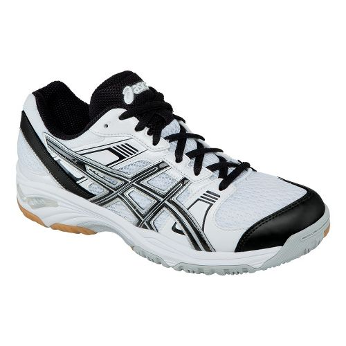 Womens ASICS GEL-1140V Court Shoe - White/Black 10.5