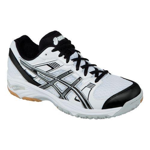Womens ASICS GEL-1140V Court Shoe - White/Black 8.5