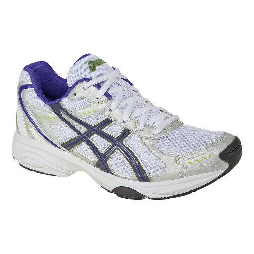 Womens ASICS GEL-Express 4 Cross Training Shoe - Silver/Charcoal 5.5