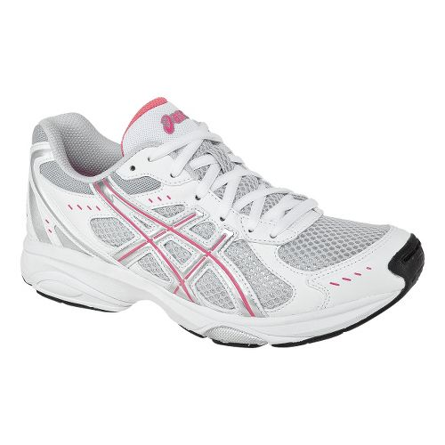 Womens ASICS GEL-Express 4 Cross Training Shoe - Silver/Lightning 7.5
